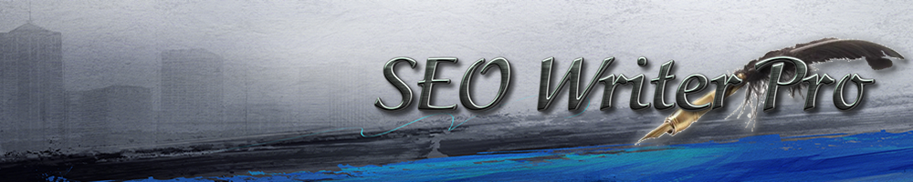 SEO Writer Pro – Your Online Content Partner